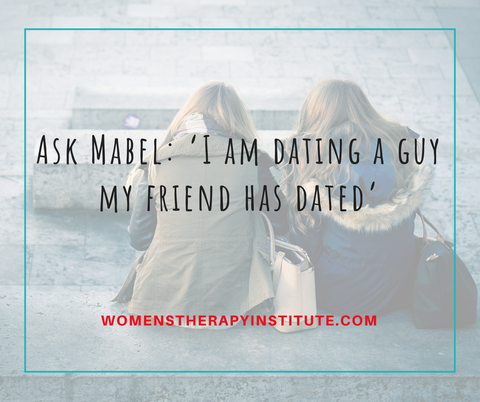 Started dating my friend