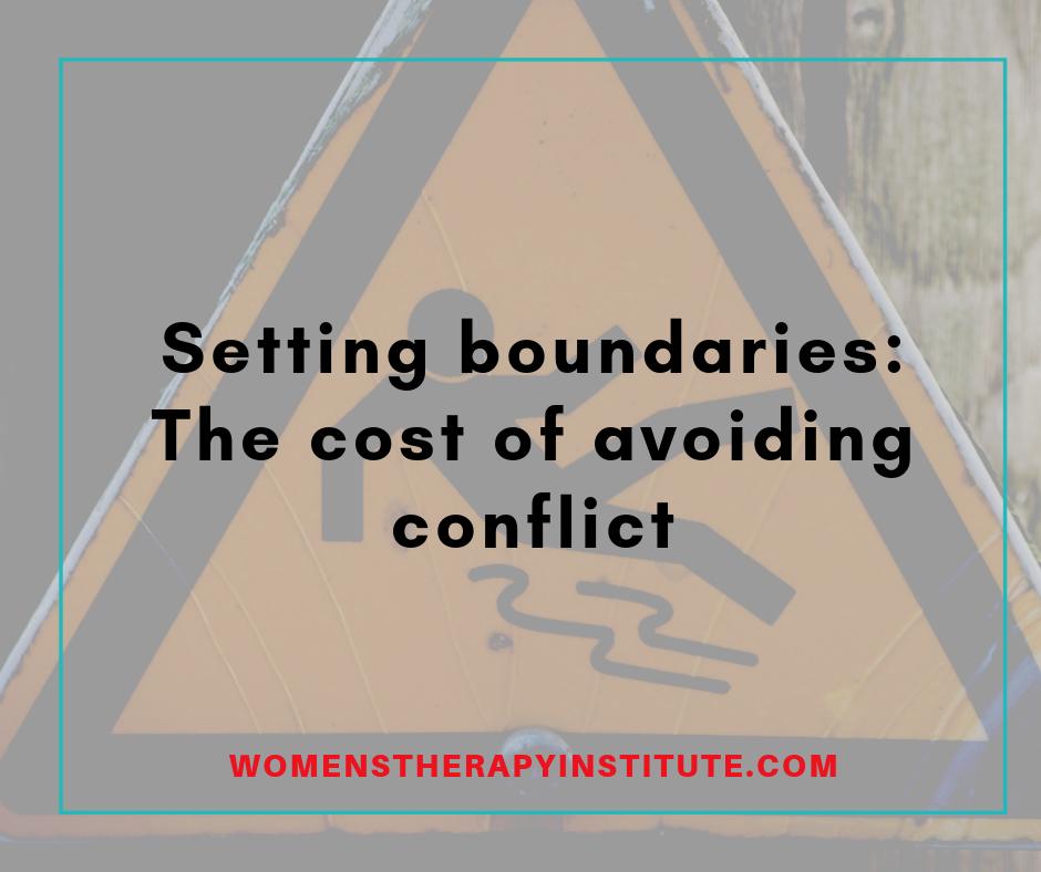 boundaries post
