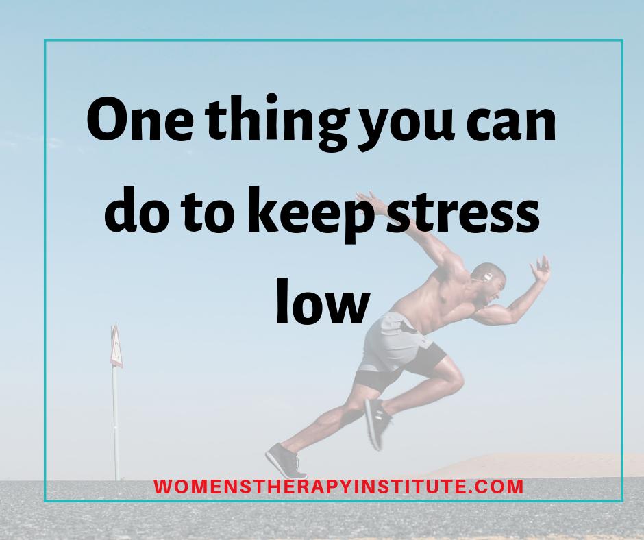 stress low