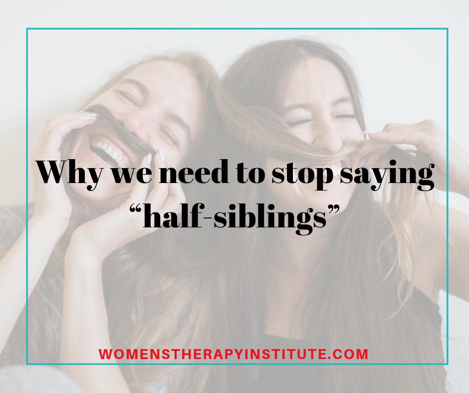 half siblings