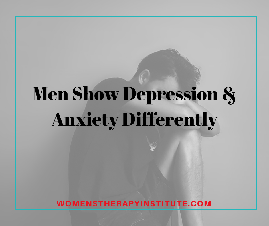 men symptoms depression