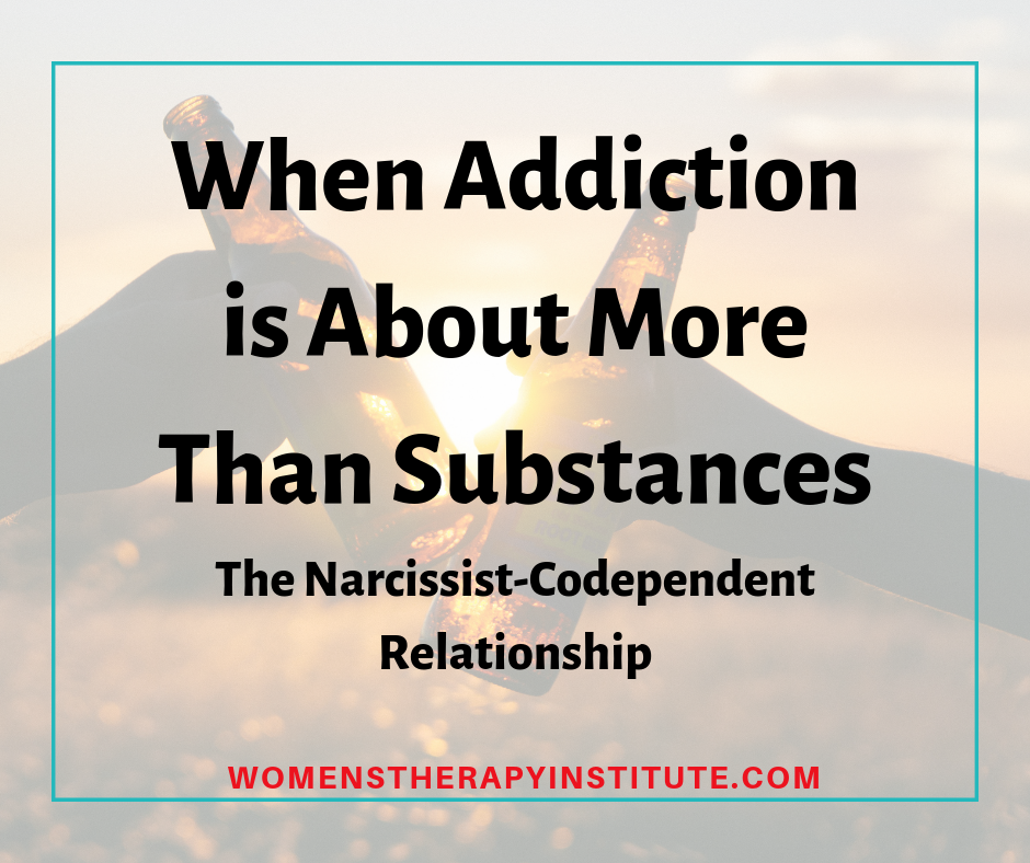 narcissist-codependent relationship