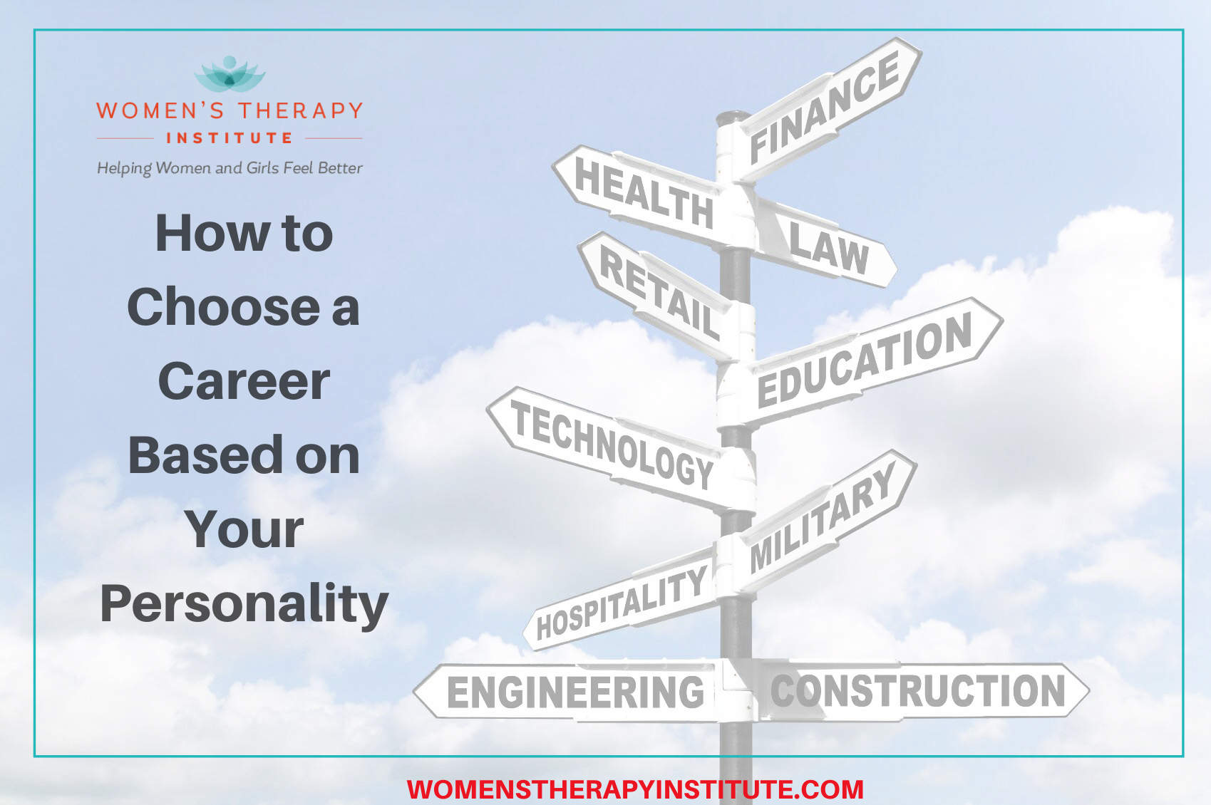 career, personality, how to choose career, student, college, university, therapy, organization